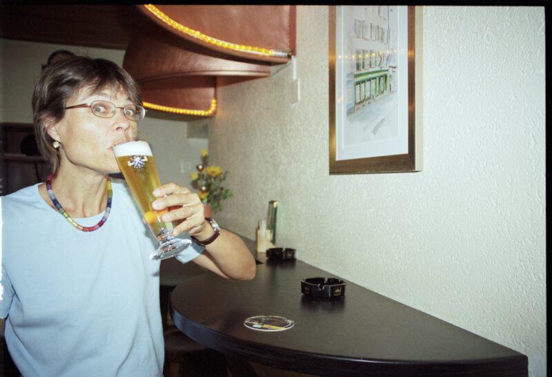 Anita Treml, Brauerei Fischerstube